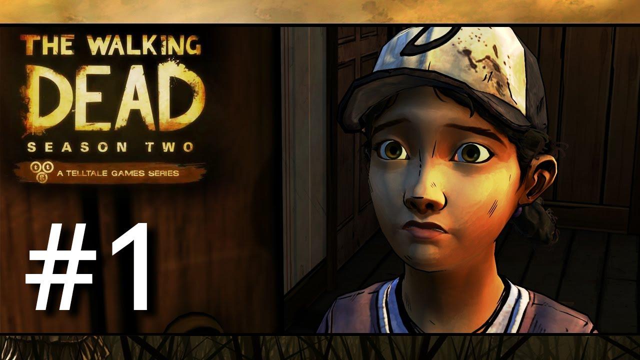Download The Walking Dead (Season 2 Episode 2), Part 1 | INTRUDER | Gameplay Playthrough /w facecam