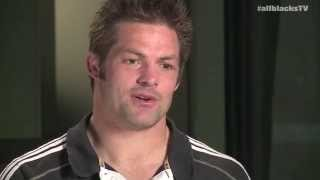 AllBlacksTV exclusive - Richie McCaw reflects on 133 All Blacks matches