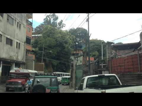 Petare, Caracas, Venezuela - The largest slums in South America 2