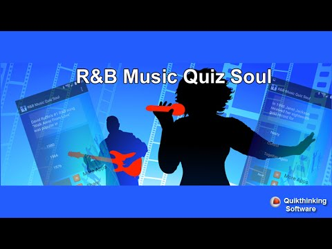 R&B Music Quiz Soul for Android