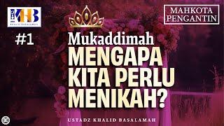Mahkota Pengantin, Kado Istimewa utk Suami Istri, Bagian Ke- 1