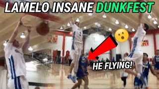 LaMelo Ball JUST DUNKED EVERYTHING! Melo GOES OFF For 41 & Spire Almost Gets In ANOTHER FIGHT 😱