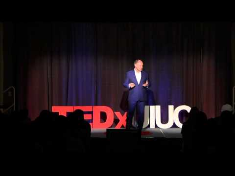 How the biggest companies in the world will replace themselves   Terry Howerton   TEDxUIUC