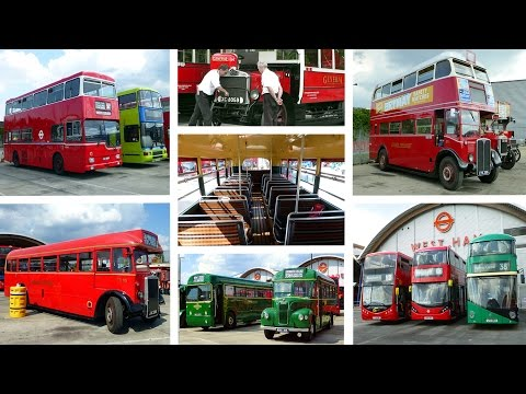 The Londoner Live 2016 Bus Event