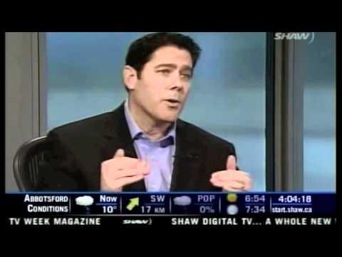 Dave Mondragon, Ford CEO, Vancouver Interview