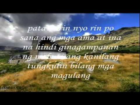 Filipino prayer.avi