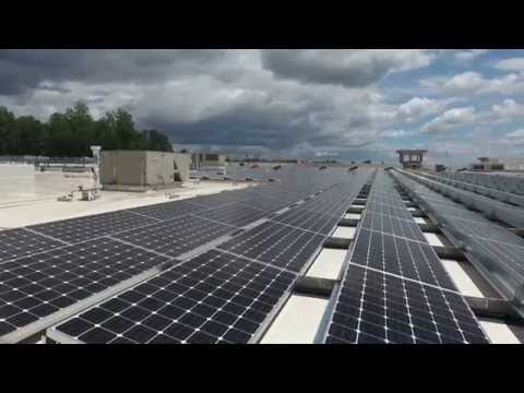 Eco-Top: PV solar racking solution from DCE Solar
