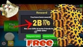 8 Ball Pool 2 Billion Account Giveaway ( KS POOL KING )