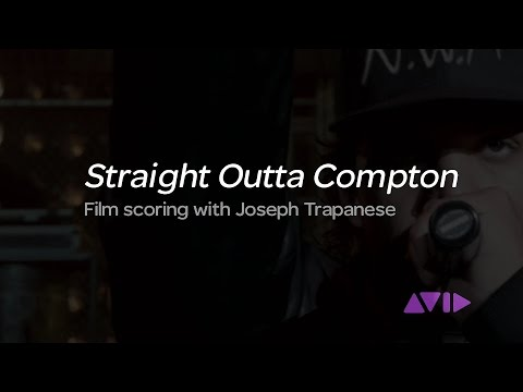 Straight Outta Compton — Film scoring with Joseph Trapanese