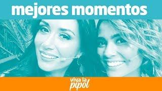 Camila Recabarren presentó a su mamá y bailó danza afro - Viva la Pipol