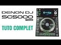 DENON DJ - Tuto sur le lecteur numérique SC5000 Prime (vidéo de La Boite Noire)