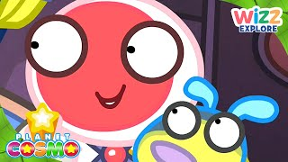 Planet Cosmo   Exploring in Our Galaxy For Just a Day   Full Episodes   Wizz Explore