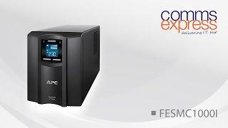 APC SMC1000I Smart-UPS C 1000VA