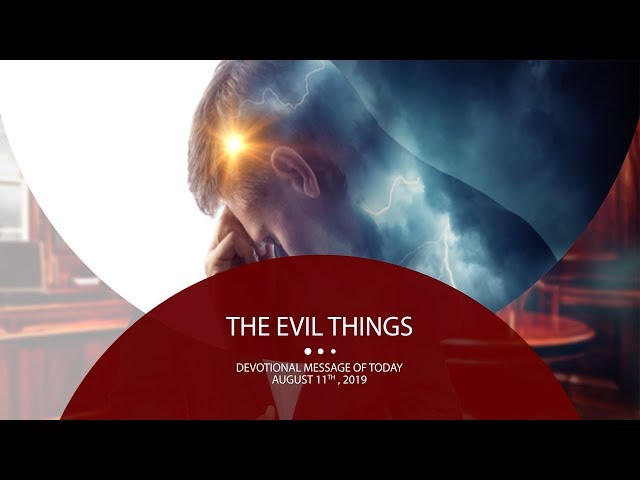 THE EVIL THINGS