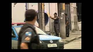 Atirador de Elite Mata Bandido com Tiro na Cabeça no Rio de Janeiro e Refem é Libertada