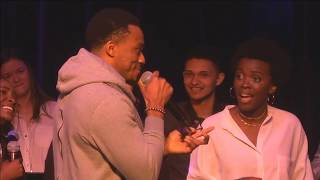 DREION - Surprise Performance with Jonathan McReynolds