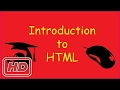 [Javascript Tutorial] Introduction to html tutorial for beginners