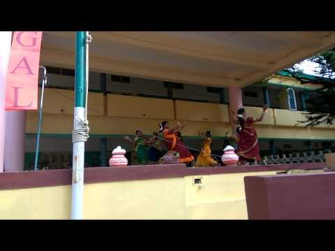 Cluny school Pongal dance