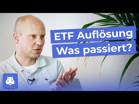 ETF-Auflösung: Was passiert wenn mein ETF aufgelöst wird? | Finanzfluss