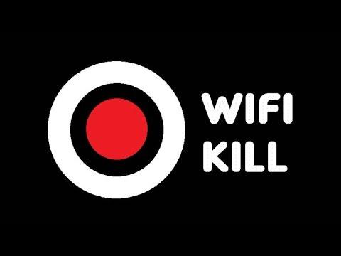 تطبيق Wifi Killer