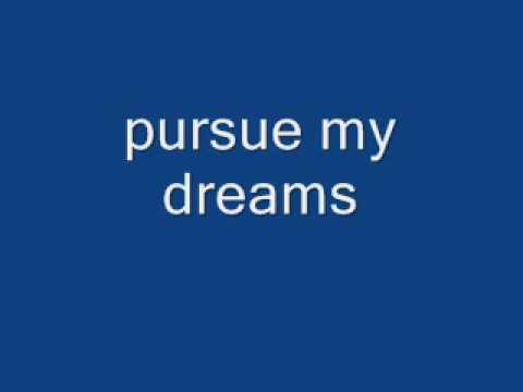 how to pursue my dreams