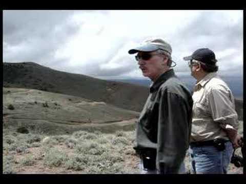 Bonaventure's Geologists Tour New Pass Gold Property