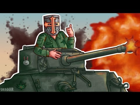 PROBABLY A GOOD WORLD OF TANKS VIDEO