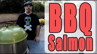 BBQ Salmon on the Weber Performer with Cajun Bandit Stacker screenshot 5