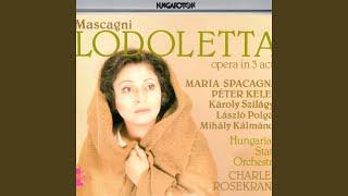 """Londoletta: Act 1 - """"Ah! Cercalo, cercalo!"""""""