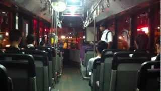 [SMRT Buses]Scania L113CRL(Walter Alaxender Strider) on 901(TIB649L)