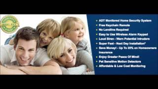 Home Security California | Burglar Alarms and More | 877-893-5705