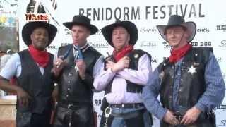 Benidorm Fancy Dress 2012 . Benidorm. Spain .TVCostas
