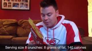 The Showstopper Shows #31: Cheez-it Crunch