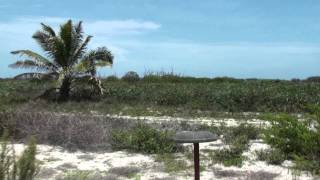 Dry Tortugas National Park - Checking out the Loggerhead Key Lighthouse