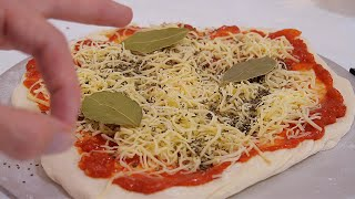 27歳ニートが生地から釜焼きピザを作る PDS