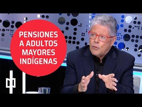 Apoyos a adultos mayores indígenas - Tercer Grado