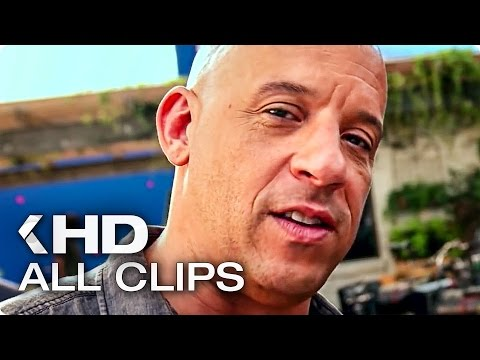 Fast and Furious 8 ALL NEW Teaser & Clips (2017)