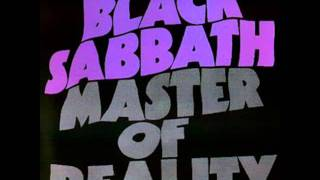 Black Sabbath -Master Of Reality- After Forever