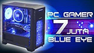 #39 PC GAMER 7 JUTA Blue Eyes KEREEN ABISS