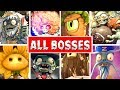 Plants vs. Zombies: Battle for Neighborville™ - ALL BOSS CUTSCENES!
