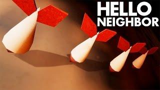 ЗАДРОТИЛ ВСЕ СТЕНЫ ► Hello Neighbor Alpha 4 #5