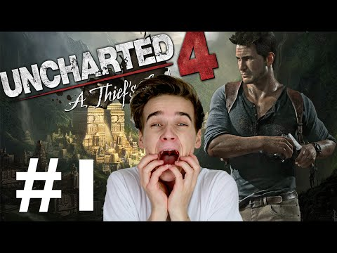 THIS GAME IS UNBELIEVABLE! - Uncharted 4 #1