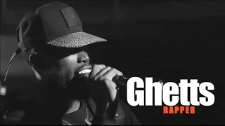 GHETTS FIRE IN THE BOOTH CYPHER
