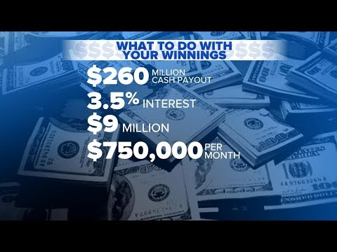 Download Youtube: How to spend your lotto jackpot winnings