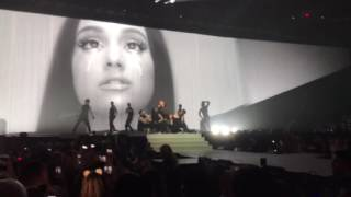 dangerous woman tour opening be alright