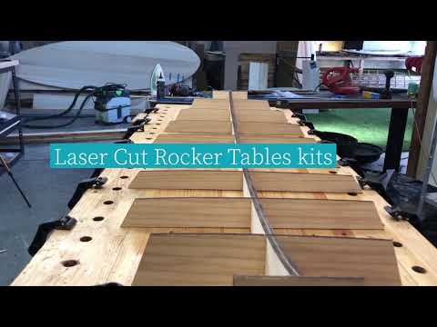 Building a Wooden Surfboard Just Got Easier! - Periodic Surf Co