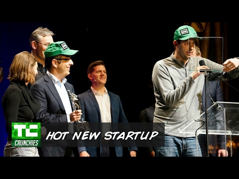 """Otto wins """"Hot New  Startup"""" at the 10th Annual Crunchies"""