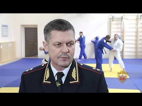 Открытие Центра служебной и боевой подготовки УВД по СВАО