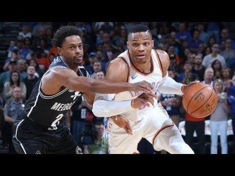 Melbourne United vs Oklahoma city Thunder - Full Game Highlights | 10/8/17