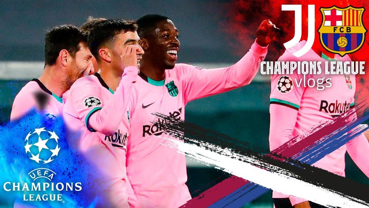 🇮🇹 STUNNING VICTORY ON THE ROAD v JUVENTUS! | FC Barcelona VLOG